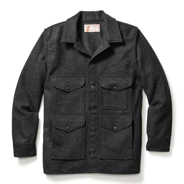 Filson - Men's Alaska Fit Wool Mackinaw Cruiser Jacket