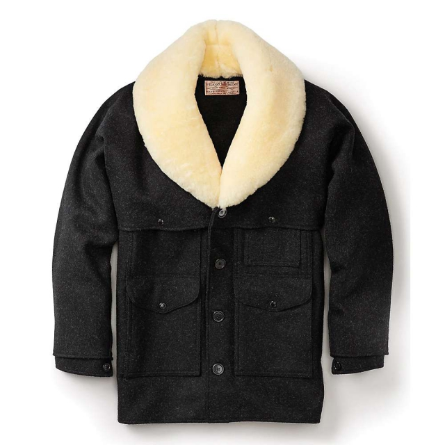 Filson - Men's Alaska Fit Wool Packer Coat