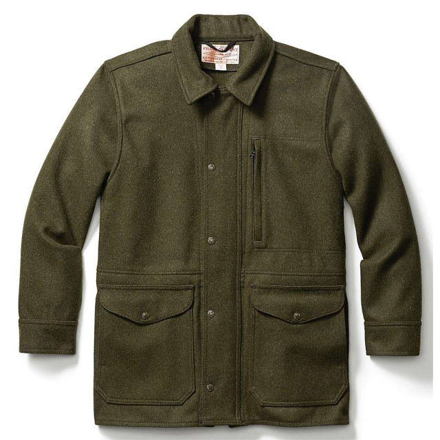 Filson - Men's Alaska Fit Wool Weekender Jacket