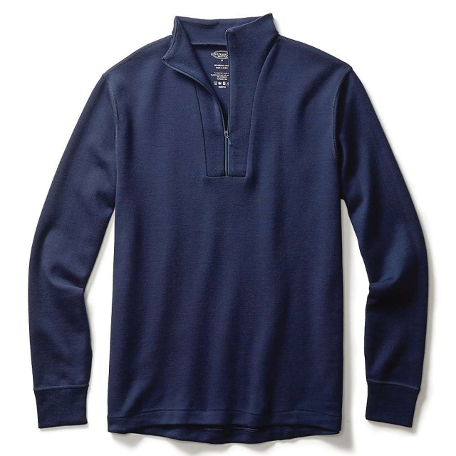 Filson - Men's Alaskan Heavyweight Zip Neck Top