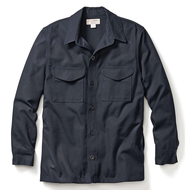 Filson - Men's Antique Tin Cloth Jac-Shirt