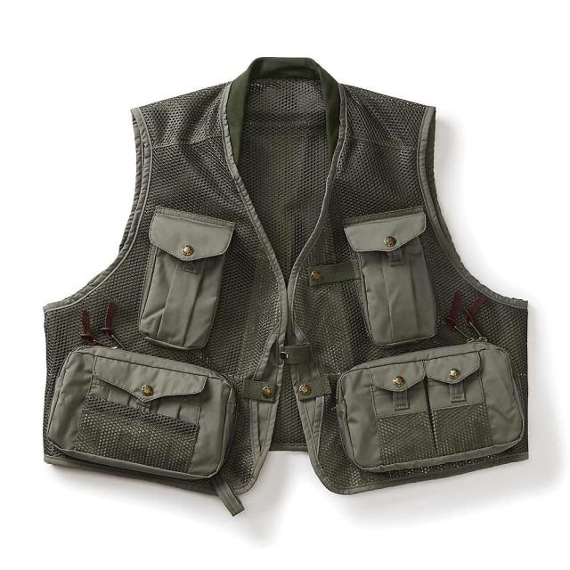 Filson - Men's Mesh Fly Fishing Vest