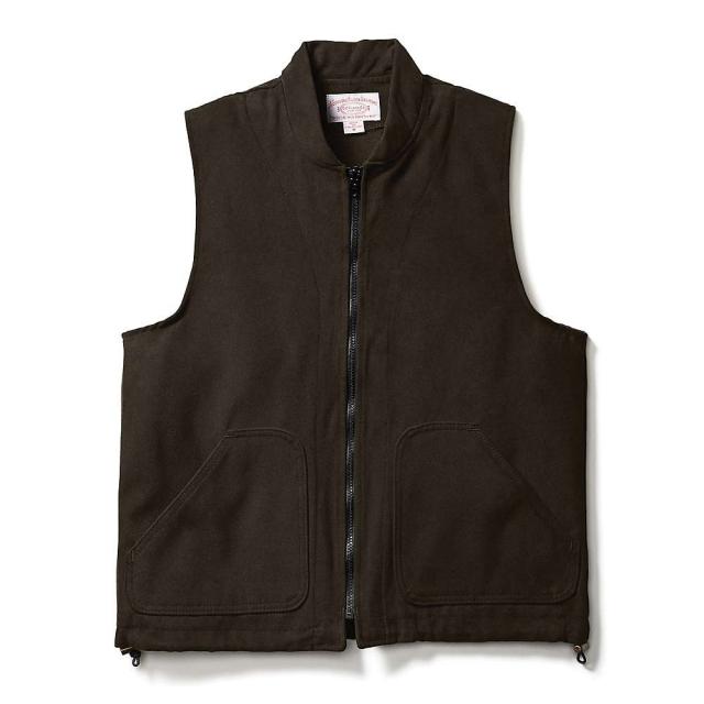 Filson - Men's Moleskin Outfitter Vest