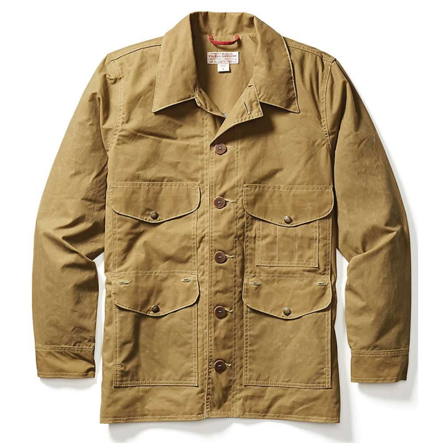 Filson - Men's Soy Wax Cape Cruiser Jacket