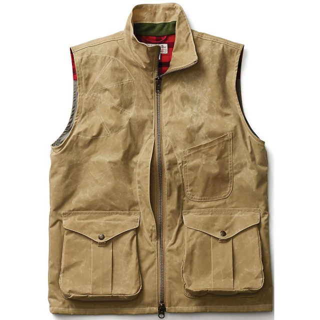 Filson - Men's Soy Wax Guide Vest