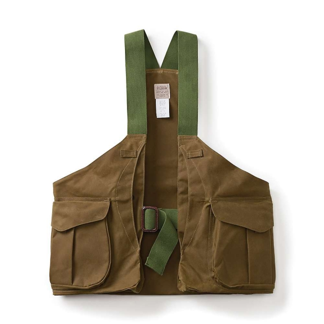 Filson - Men's Tin Cloth Strap Vest