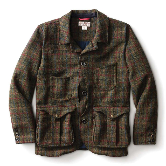 Filson - Men's Tweed Guide Work Jacket