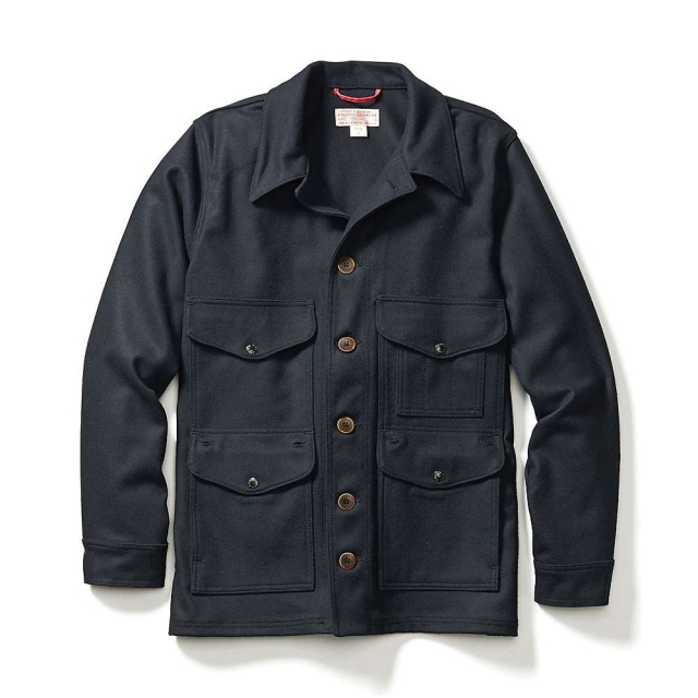 Filson - Men's Wool Cape Cruiser Jacket