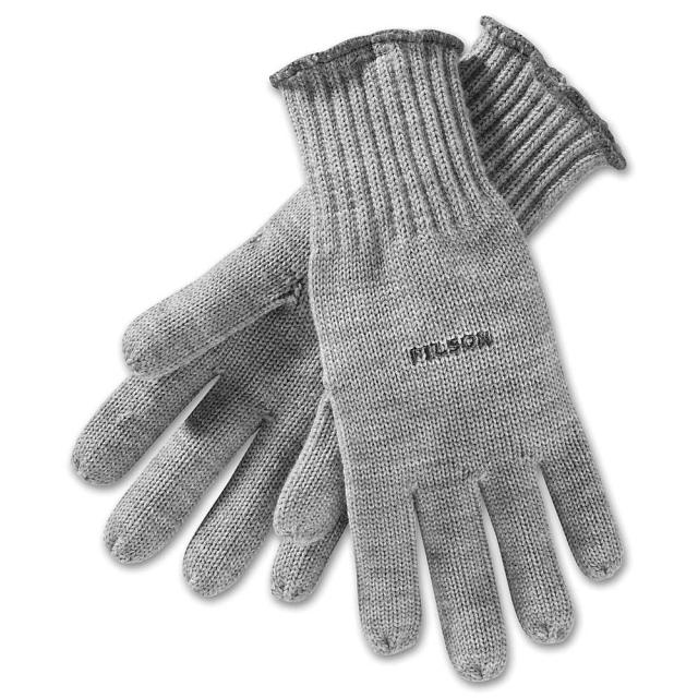 Filson - Merino Wool Full Fingered Glove
