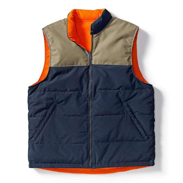 Filson - Men's Alaska Fit Reversible Down Vest