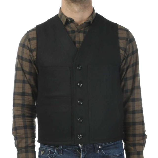 Filson - Men's Alaska Fit Wool Mackinaw Vest