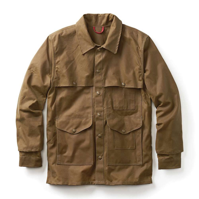Filson - Men's Tin Cloth Cruiser Jacket