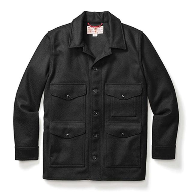 Filson - Men's Wool Mackinaw Cruiser Jacket