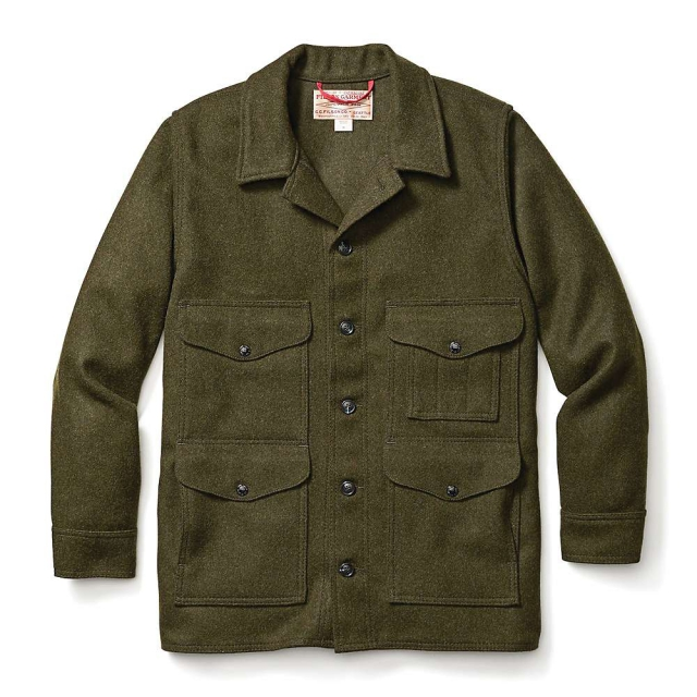 Filson - Men's Wool Mackinaw Cruiser Jacket