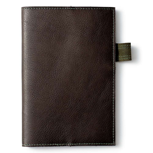 Filson - Small Leather Cover and Notebook