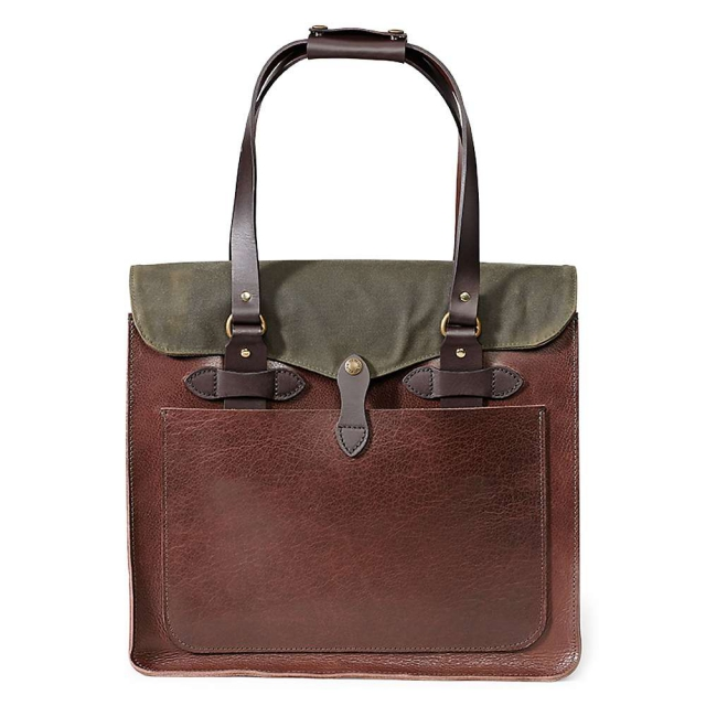 Filson - Leather Tote