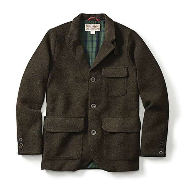 Filson - Men's Tweed Hacking Jacket