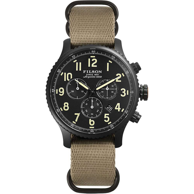 Filson - Mackinaw Field Chrono Watch