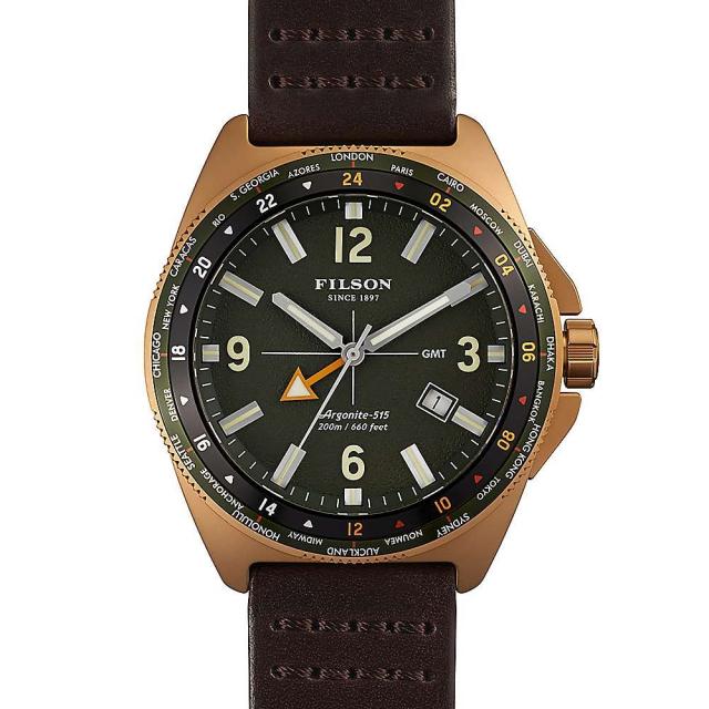 Filson - Journeyman GMT Watch