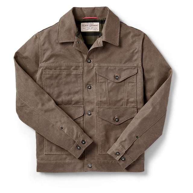 Filson - Men's Lined Short Cruiser Jacket