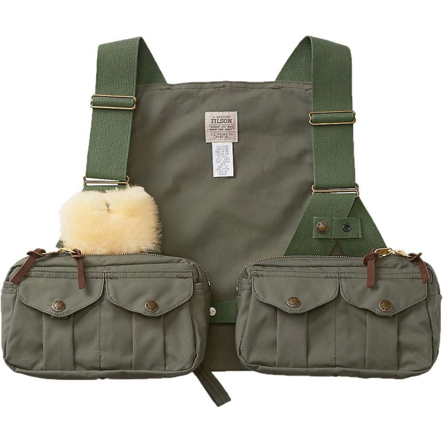Filson - Men's Mesh Fly Fishing Strap Vest