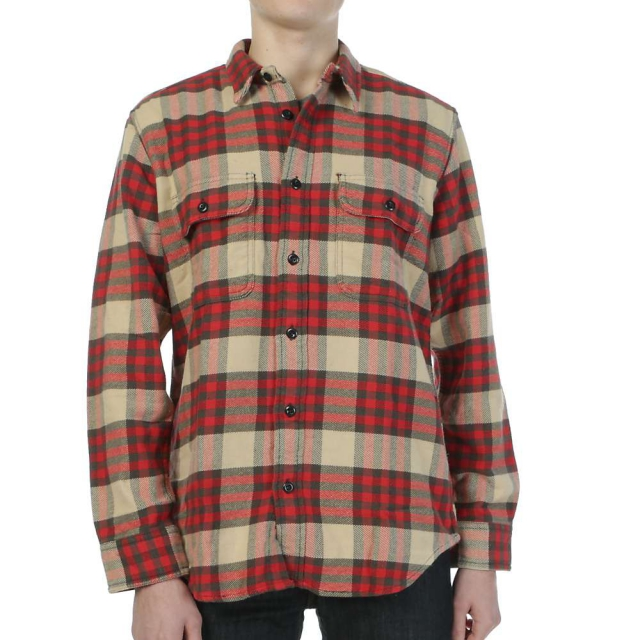 Filson - Men's Vintage Flannel Work Shirt