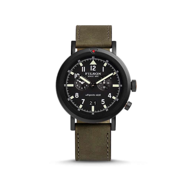 Filson - Scout Dual Time Watch