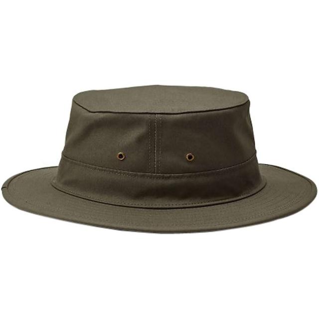 Filson - Original Tin Cloth Hat Dry Shelter Cloth