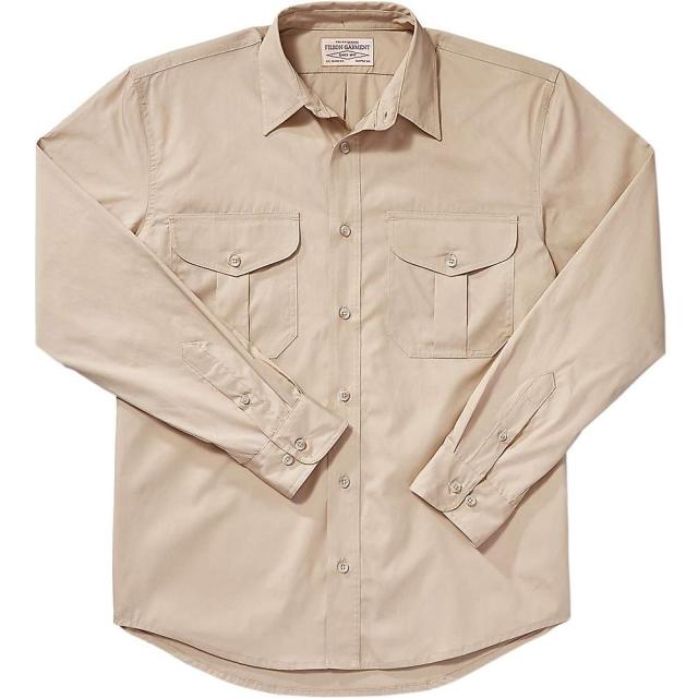Filson - Men's Feather Cloth Shirt