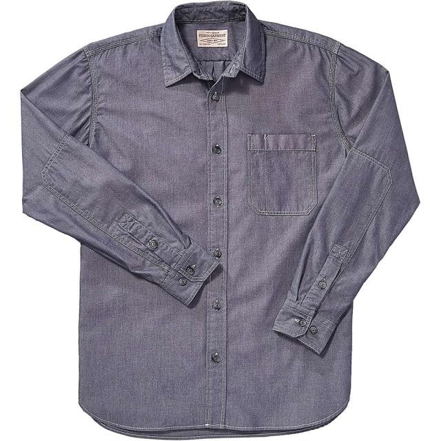 Filson - Men's Alaska Fit Westport Chambray Shirt