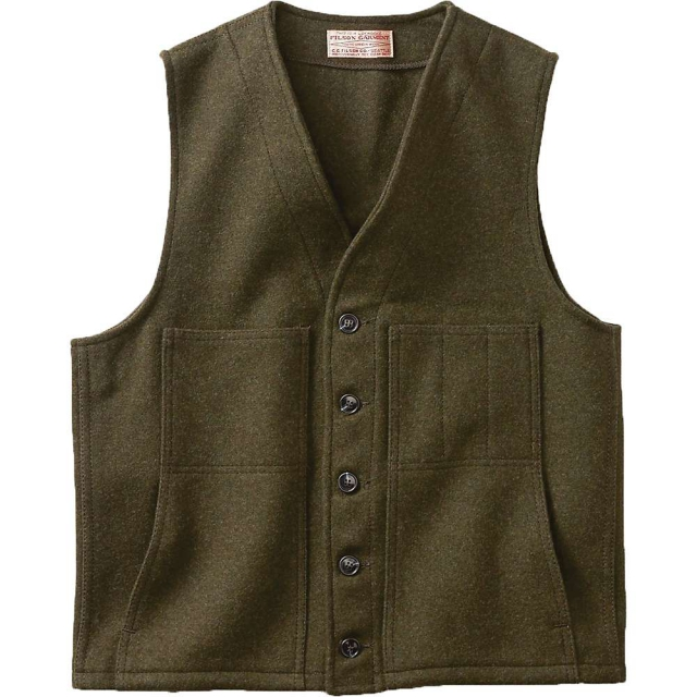 Filson - Men's Mackinaw Wool Vest