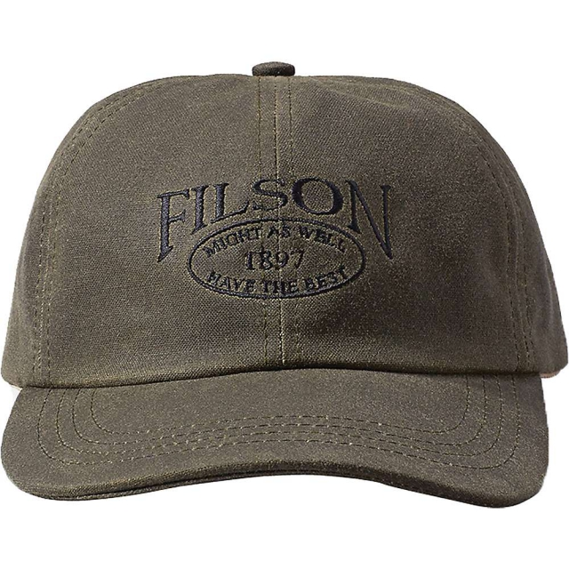 Filson - Tin Cloth Low Profile Cap