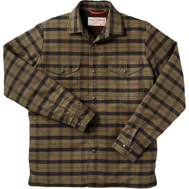 Filson - Men's Insulated Alaskan Guide Jac-Shirt