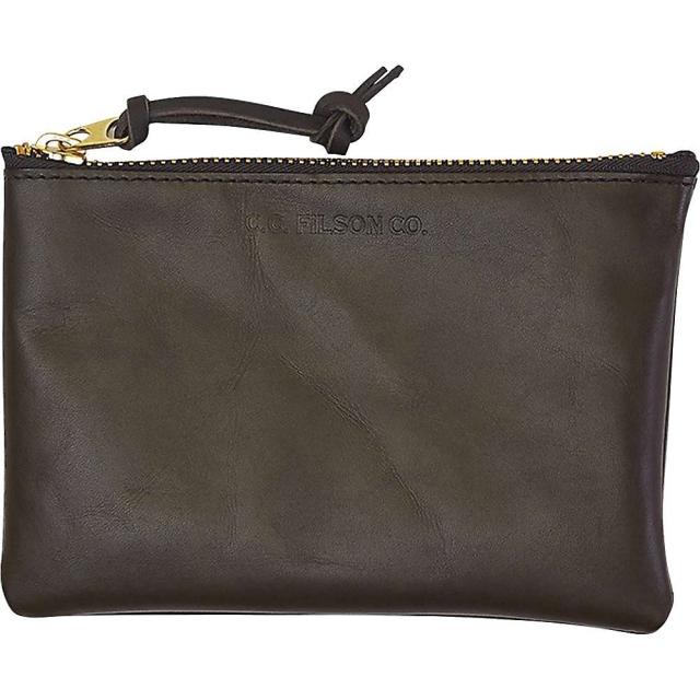 Filson - Leather Pouch Medium