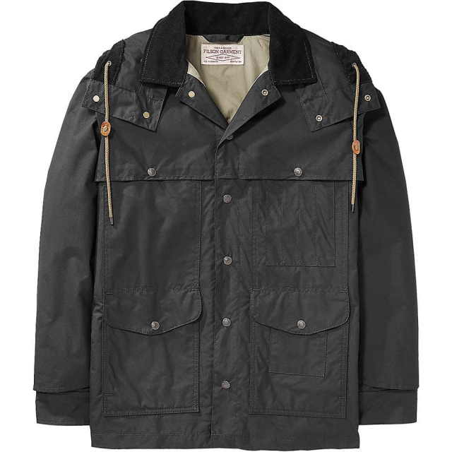 Filson - Men's Lightweight Dry Cloth Cruiser Jacket