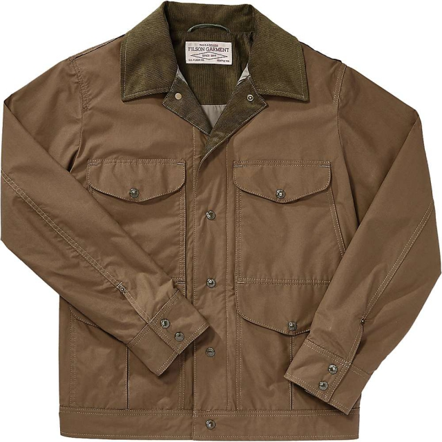 Filson - Men's Lightweight Dry Cloth Journeyman Jacket