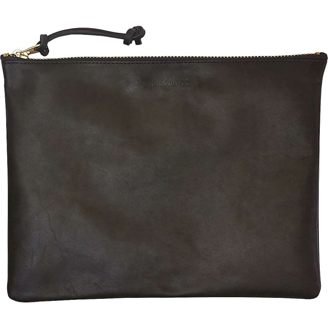 Filson - Leather Pouch Large