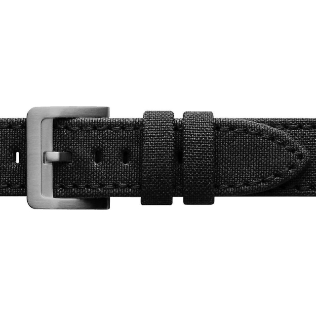 Filson - Dry Tin Cloth / Bridle Leather Watch Strap