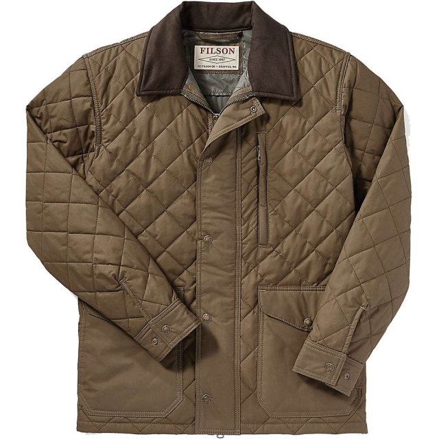 Filson - Men's Quilted Mile Marker Jacket