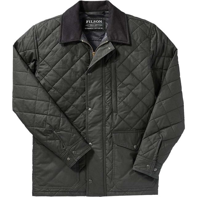 Filson - Men's Quilted Mile Marker Jacket