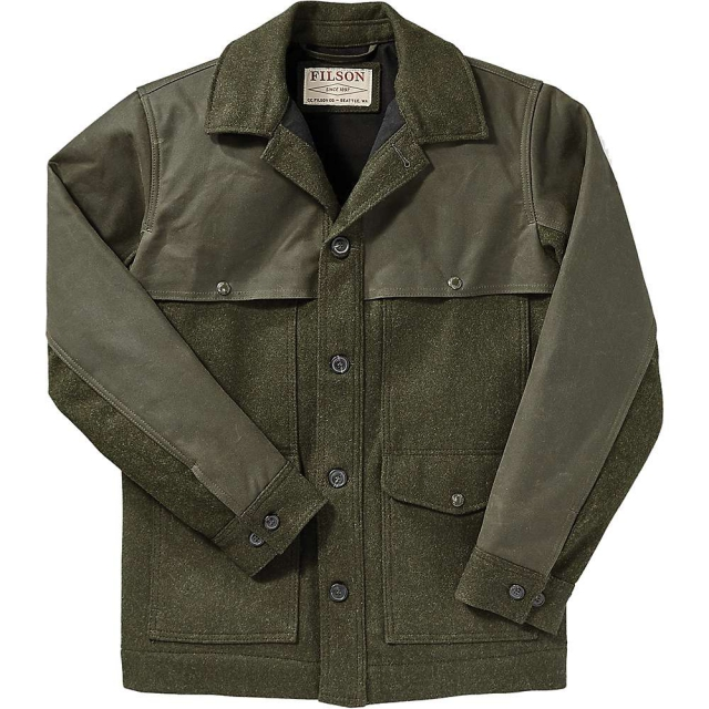 Filson - Men's Mack Tin Cruiser Jacket