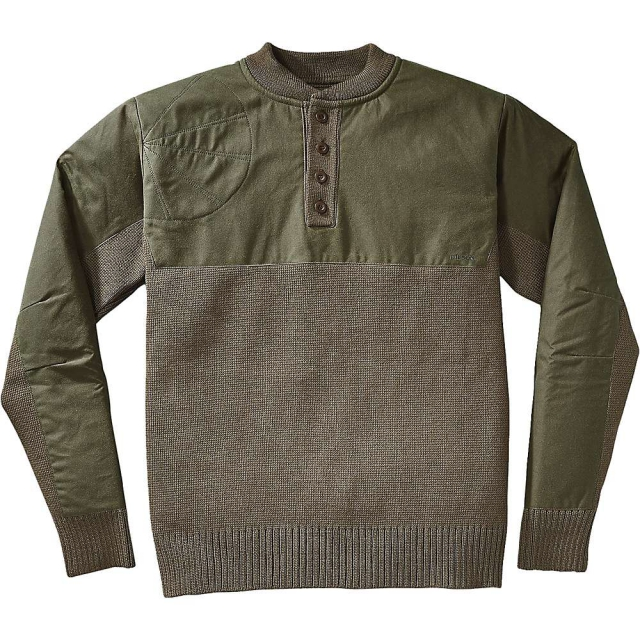 Filson - Men's Henley Guide Sweater