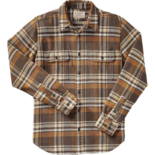 Filson - Men's Vintage Flannel Work Shirt
