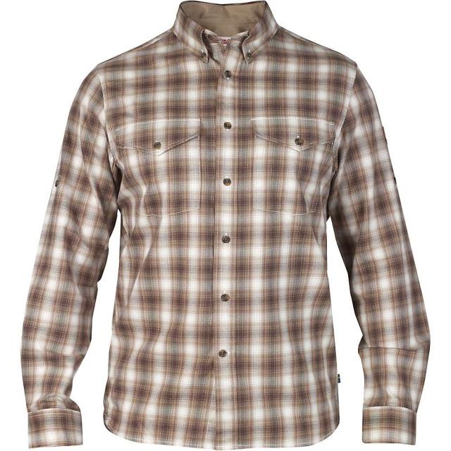 Fjallraven - Men's Sarek Long Sleeve Shirt