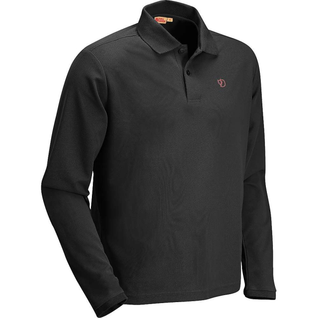 Fjallraven - Men's Crowley Pique Long Sleeve Shirt