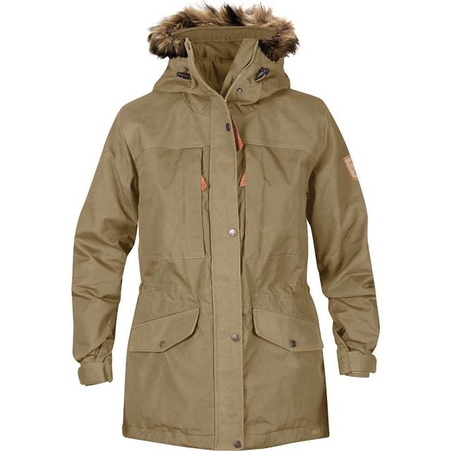 Fjallraven - Women's Sarek Winter Jacket