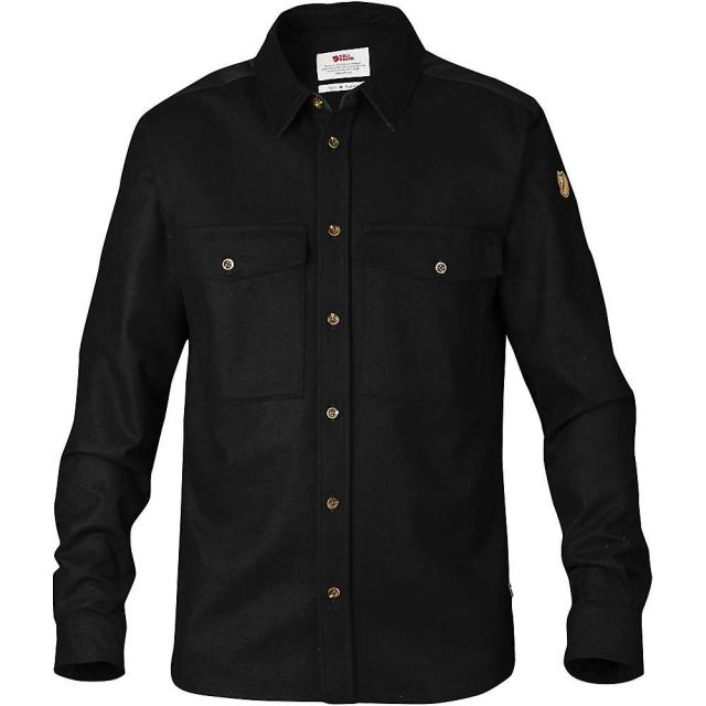 Fjallraven - Men's Ovik Wool Shirt