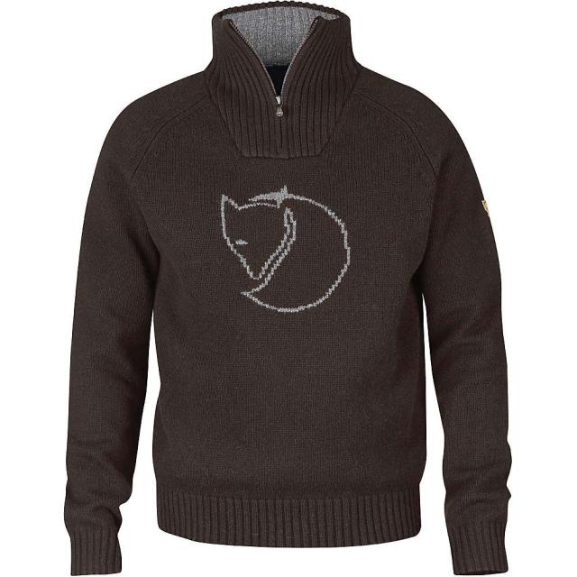 Fjallraven - Men's Red Fox Sweater