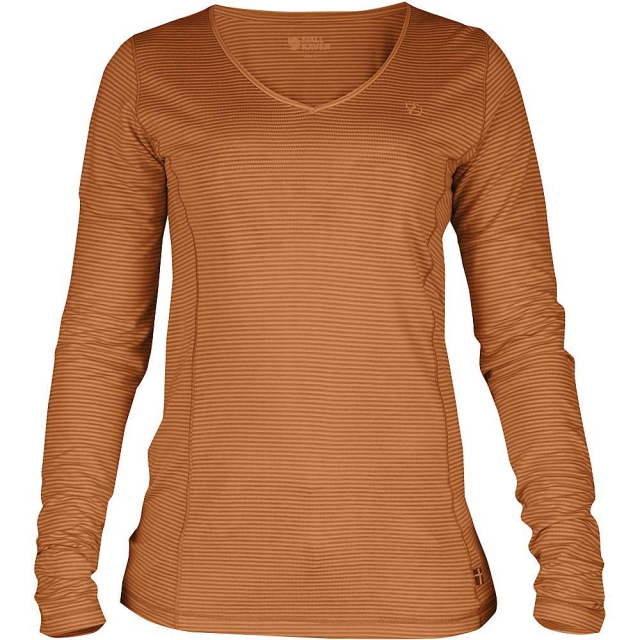 Fjallraven - Women's Abisko Cool Long Sleeve Top