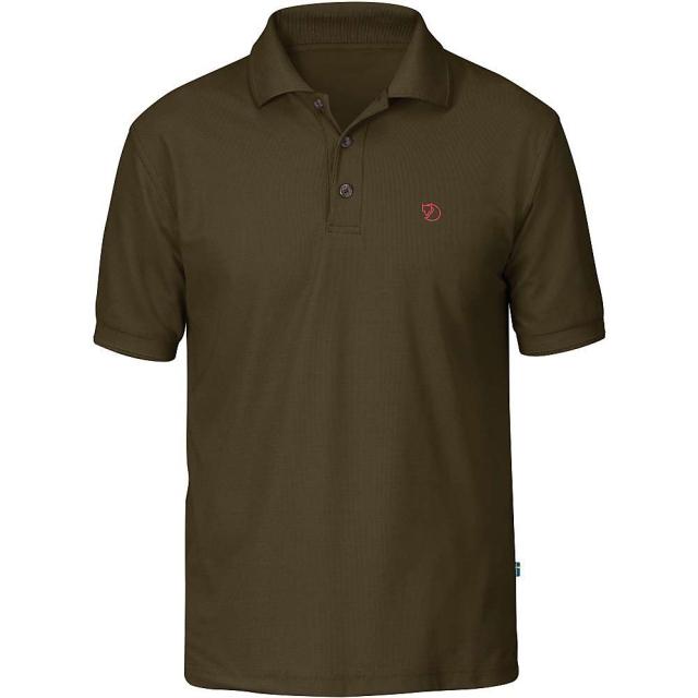 Fjallraven - Men's Crowley Pique SS Shirt